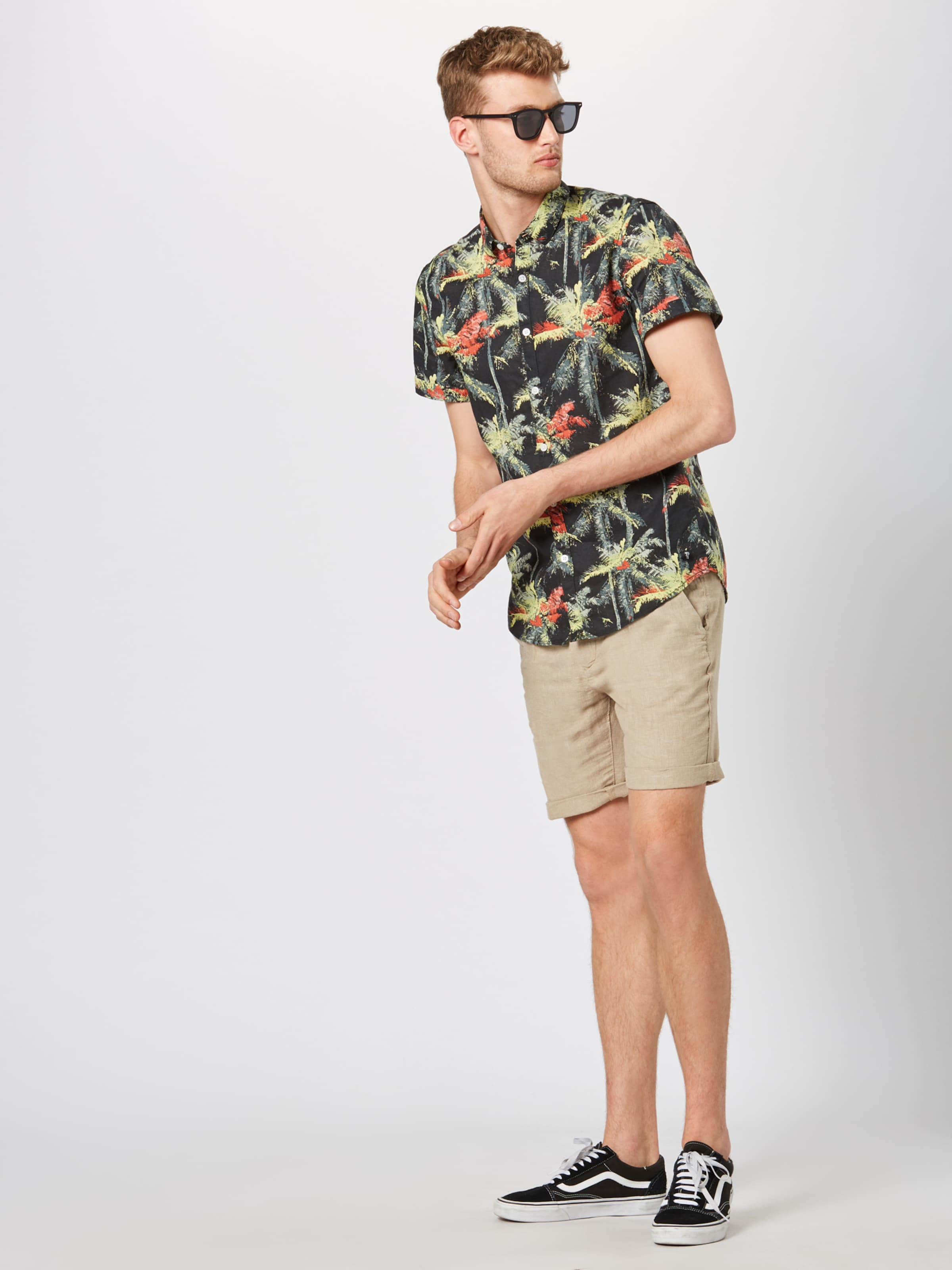 Denim In Mischfarben Tom Tailor Hemd wXTlPkZiOu