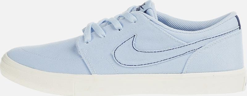 Nike SB Turnschuhe 'Portmore Ii Slr C Textil Lässig wild