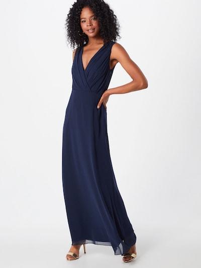 VILA Abendkleid 'VIALLI' in navy, Modelansicht