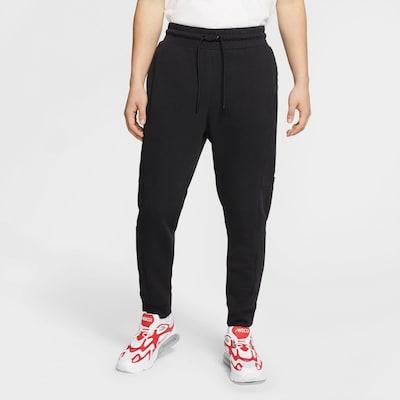 Nike Sportswear Sweathose 'Air' in schwarz, Modelansicht