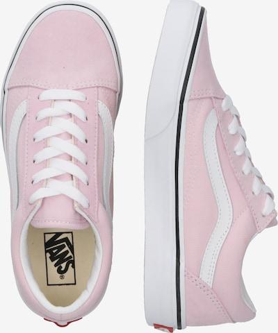 Sneaker 'UY Old Skool' VANS pe roz: Privire laterală