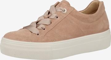 Legero Sneakers 'Lima' in Beige