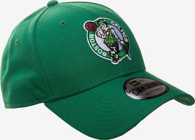 NEW ERA Cap '9FORTY NBA The League Boston Celtics' in grau / grün, Produktansicht