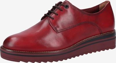 TAMARIS Chaussure à lacets en rouille, Vue avec produit