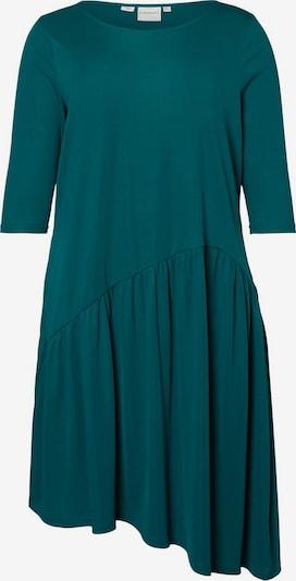 Junarose Kleid in petrol, Produktansicht