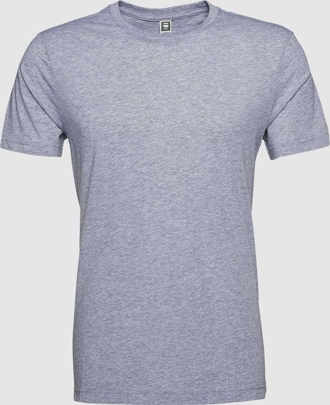 G-star Cru T-shirt base Htr R T Im 2er Pack