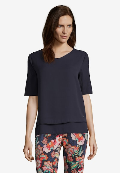 Betty Barclay Shirt in dunkelblau: Frontalansicht
