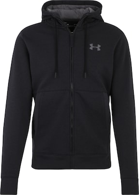 UNDER ARMOUR Sportsweater 'Threadborne FZ'