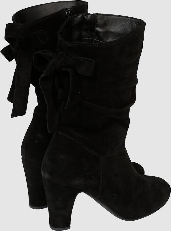 TAMARIS Stiefel mit Schleifen-Element