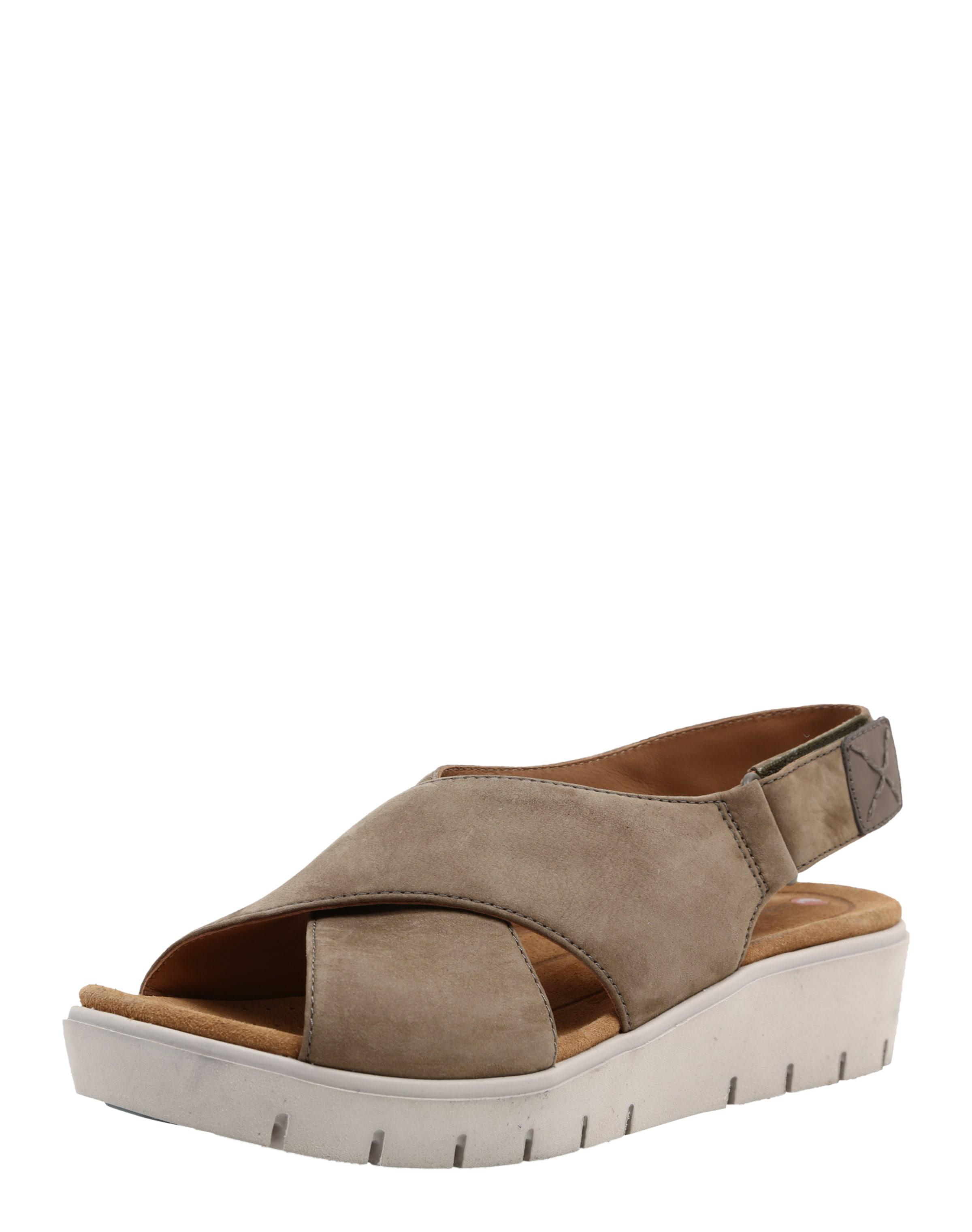 Sandales Avec Ceinture Clarks Lumière « Un Grêle Karely » 5QLDE