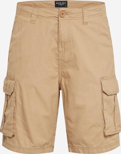 BRAVE SOUL Shorts in beige, Produktansicht