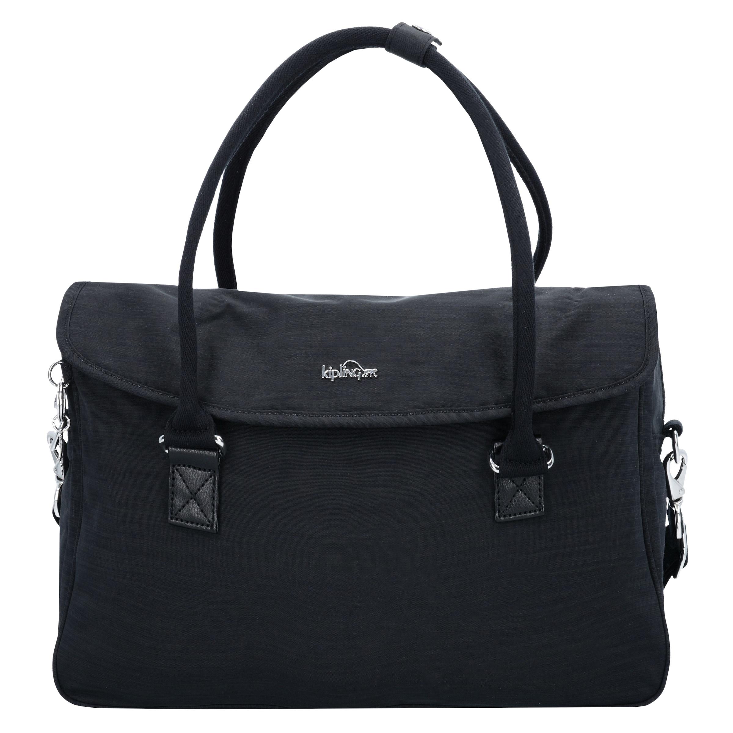 Sast Online KIPLING 'Basic Plus Superwork S' Schultertasche 38 cm Laptopfach Verkauf Extrem yioy2URf