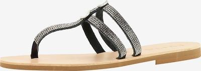 EVITA Sandale in schwarz, Produktansicht