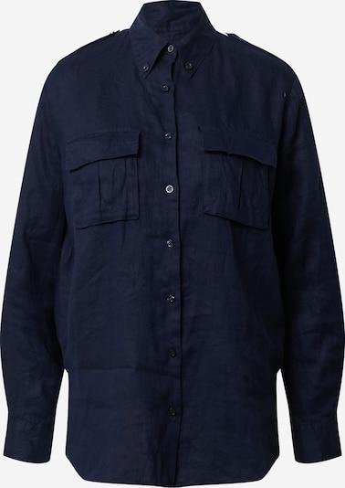 UNITED COLORS OF BENETTON Bluza | temno modra barva, Prikaz izdelka
