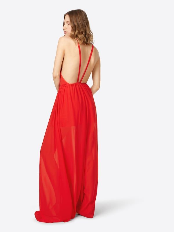 IVYREVEL Kleid 'STING' in rot  Neu in diesem Quartal Quartal Quartal 00457a