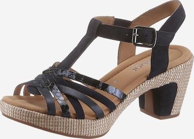 GABOR Sandalette in nachtblau, Produktansicht