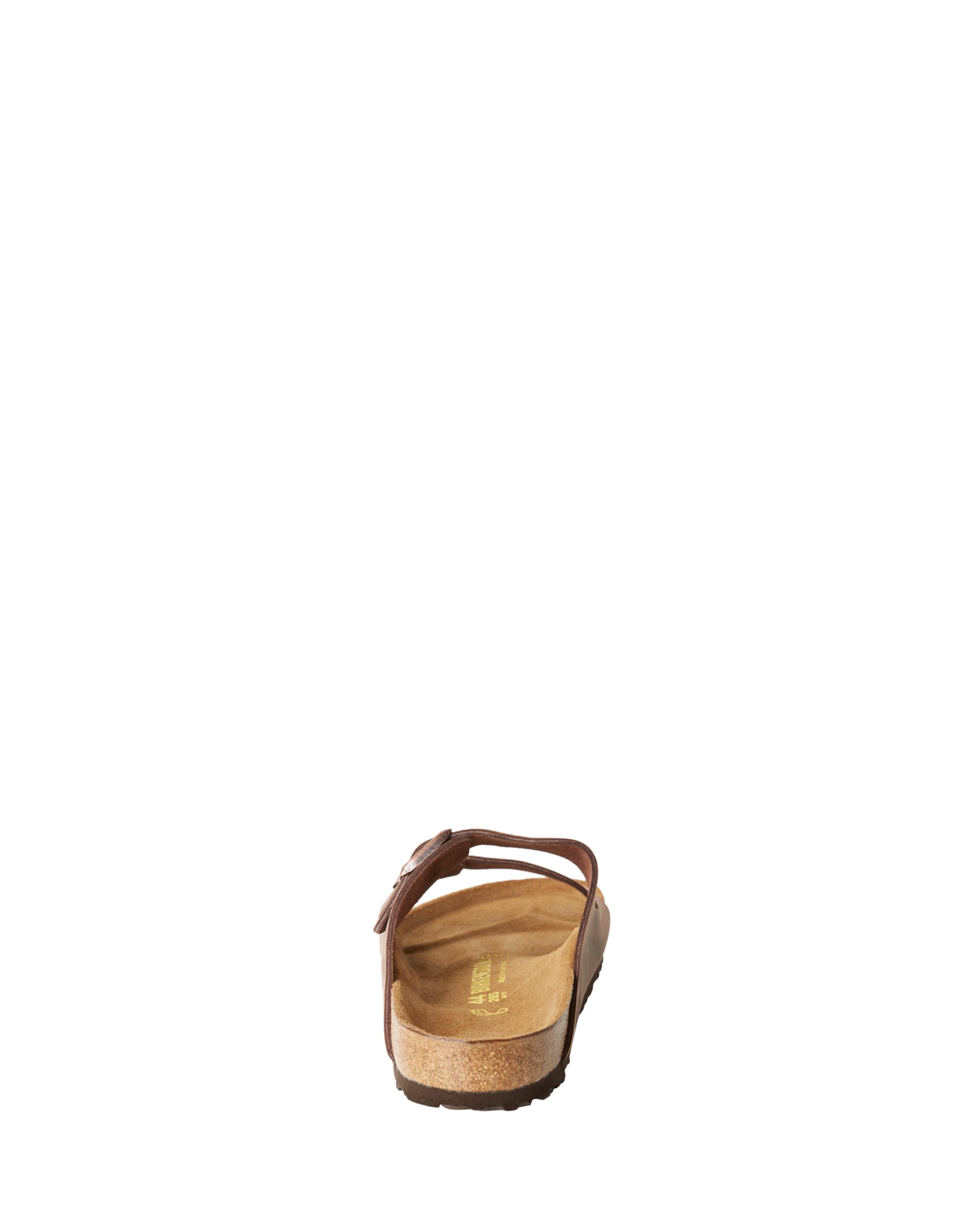 Braun Pantoletten Birkenstock In Pantoletten Birkenstock 'arizona' hxsotQrdCB