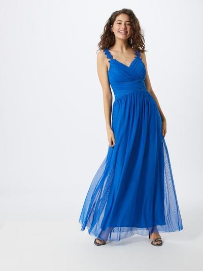 Lipsy Kleid 'WS FLWR STRP MAXI' in blau, Modelansicht