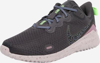 Sportiniai batai 'Renew Ride Special Edition' iš NIKE , spalva - tamsiai pilka / neoninė žalia, Prekių apžvalga