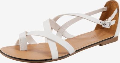 VAGABOND SHOEMAKERS Sandale 'Tia' in weiß, Produktansicht