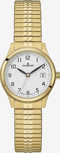 DUGENA Uhr in gold, Produktansicht