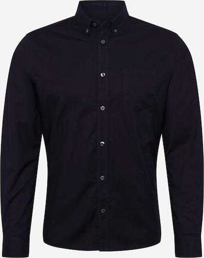 BURTON MENSWEAR LONDON Biroja krekls 'OXFORD' pieejami melns, Preces skats