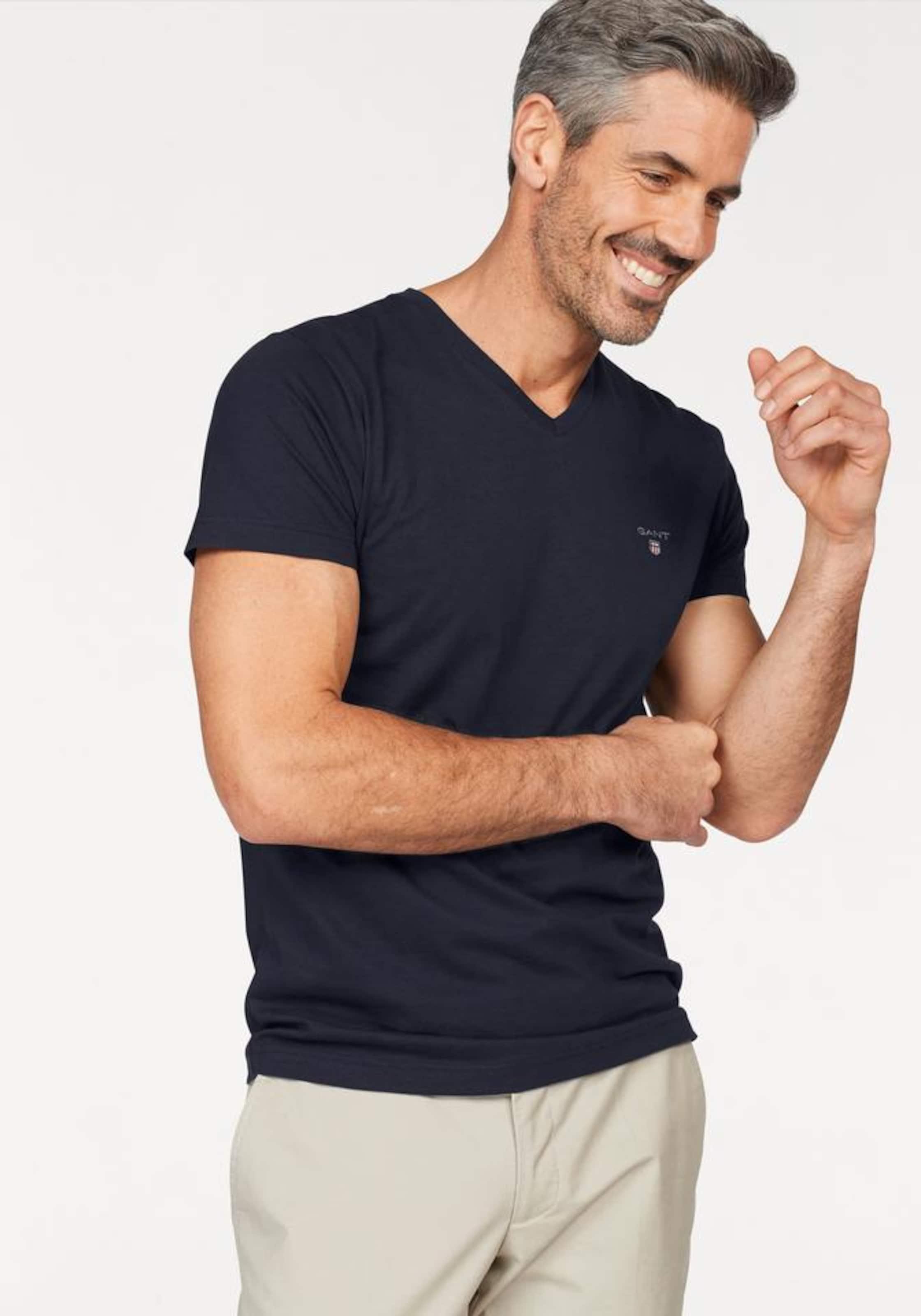 Aus Deutschland Günstigem Preis Zum Verkauf Finish GANT V-Shirt Nett Erkunden Online Kaufen Authentische Online IECvUPgyy