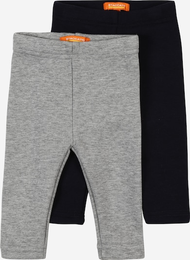 STACCATO Leggings in nachtblau / grau, Produktansicht