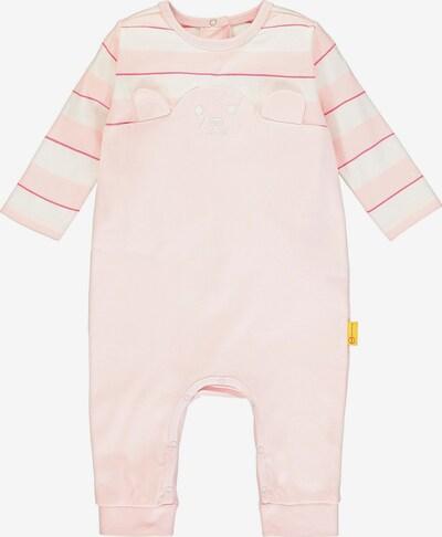 STEIFF Strampler in rosa, Produktansicht