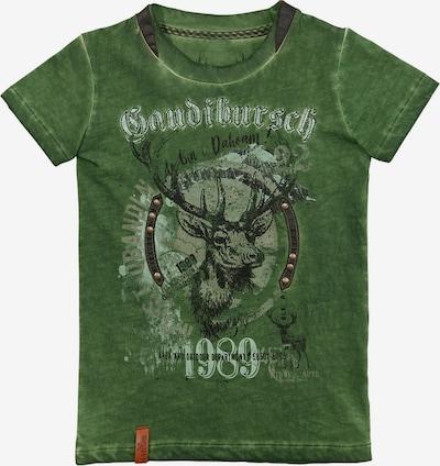 MARJO Trachtenshirt in grün, Produktansicht