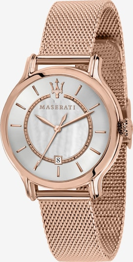 Maserati Analoog horloge in de kleur Pink, Productweergave