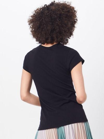 G-Star RAW T-shirt 'Graphic 20' en noir / blanc: Vue de dos