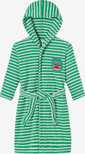 SCHIESSER Bademantel in grün, Produktansicht