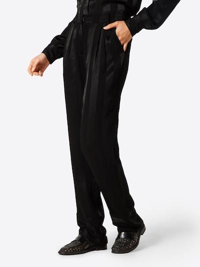 minimum Hose 'Zazia' in schwarz, Modelansicht