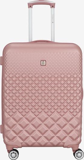 Gabol Trolley 'Oporto' in rosa, Produktansicht