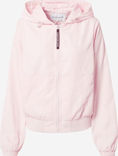 Calvin Klein Veste mi-saison en rose, Vue avec produit