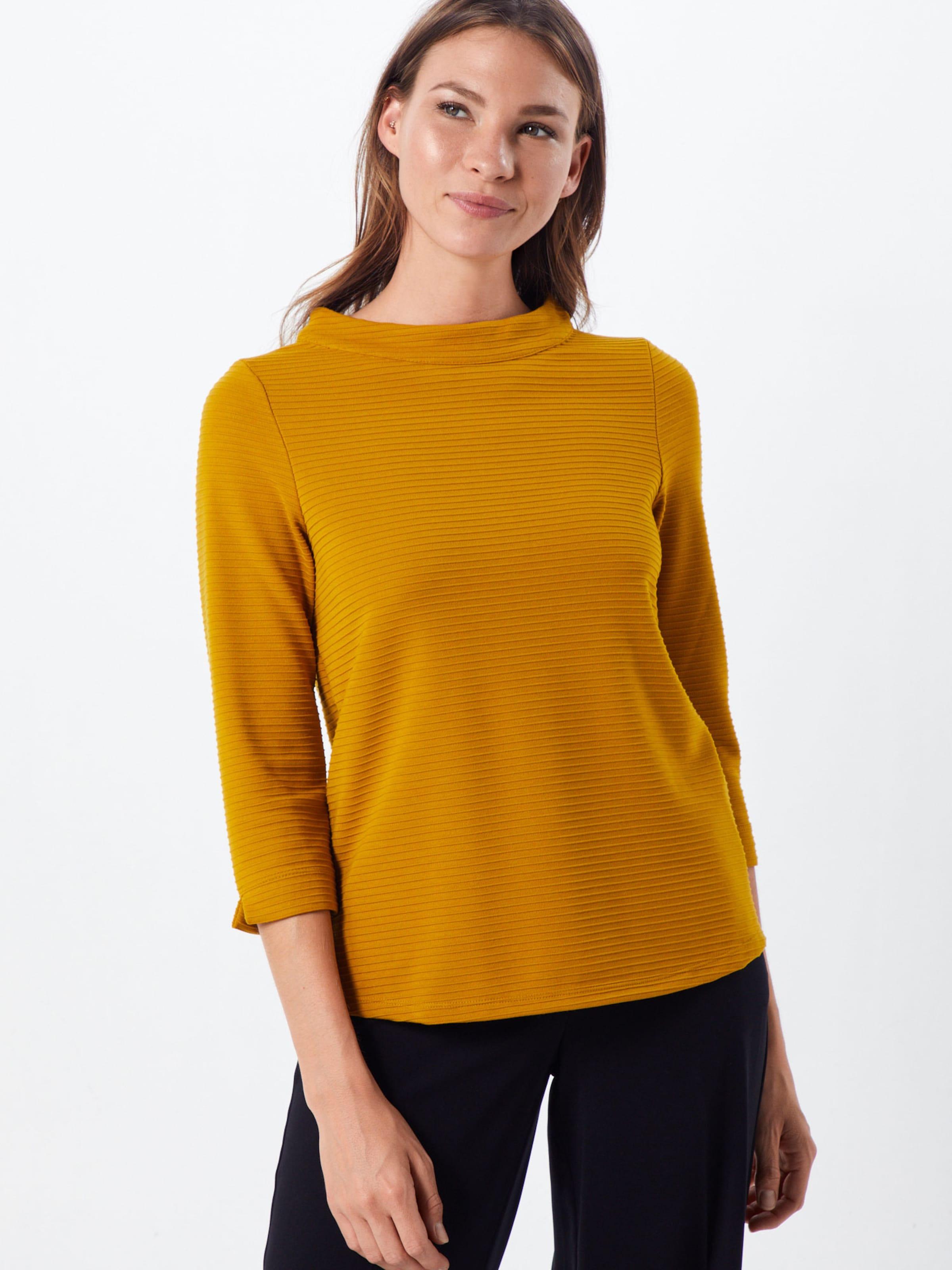En T Label S oliver Black Moutarde shirt 0wOkPn