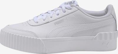 Sneaker low 'Carina' PUMA pe alb, Vizualizare produs