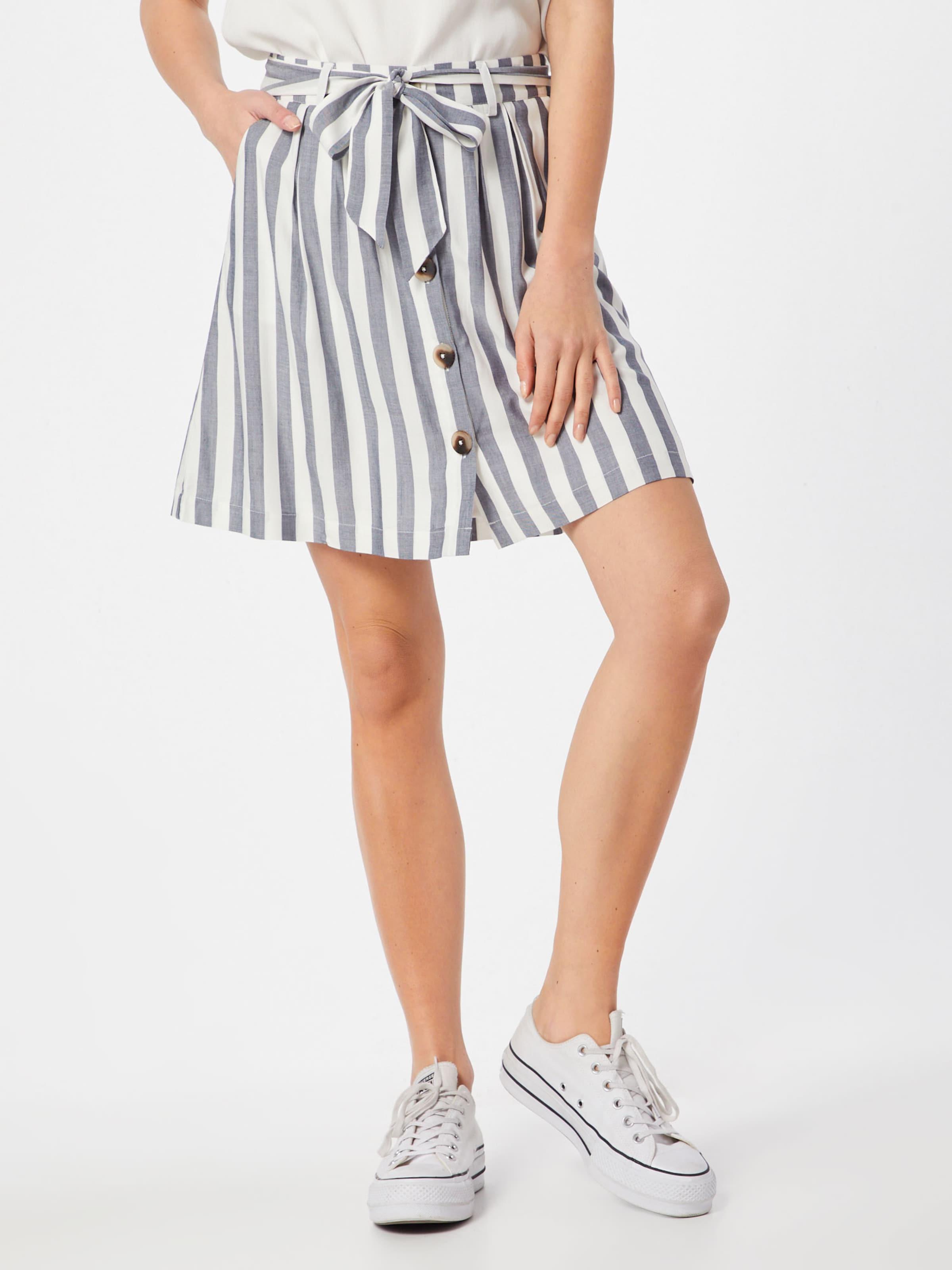 NavyWit Skirt' Vila Rok 'viharper In 1lFJc3uTK5