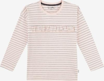 SANETTA Shirt in rosa / schwarz, Produktansicht