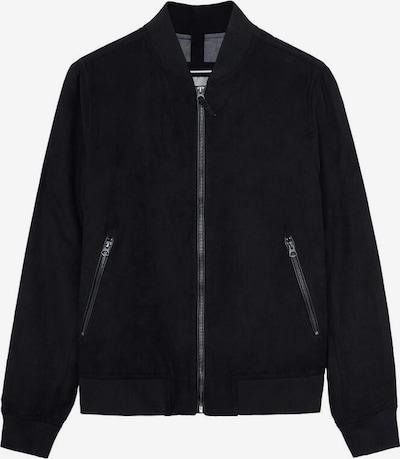 MANGO MAN Jacke 'Bero' in schwarz, Produktansicht
