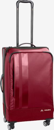 VAUDE Trolley 'Timok 60' in rot, Produktansicht