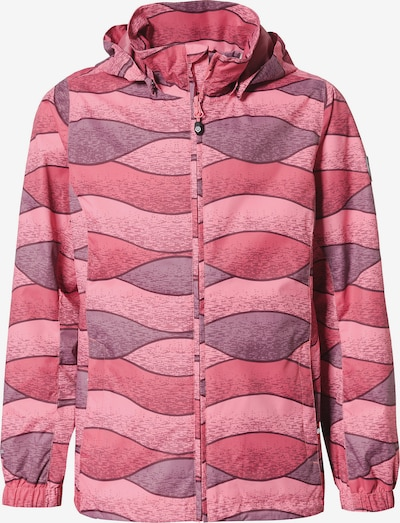 COLOR KIDS Outdoorjacke 'ELISABETH' in lila / pink / rosa, Produktansicht