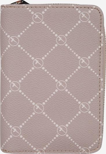 TAMARIS Portemonnaie  'Anastasia' in camel / weiß, Produktansicht