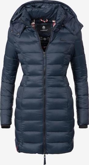 MARIKOO Mantel 'Abendsternchen' in nachtblau, Produktansicht