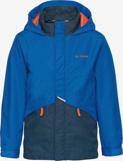 VAUDE Funktionsjacke 'Escape Light' in blau / nachtblau, Produktansicht