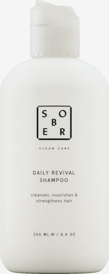 sober Shampoo 'Daily Revival' in weiß, Produktansicht
