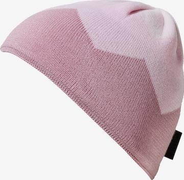 ELKLINE Mütze 'Bookworm' in Pink