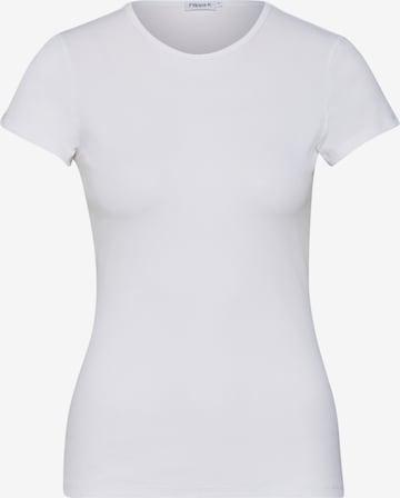 balta Filippa K Marškinėliai