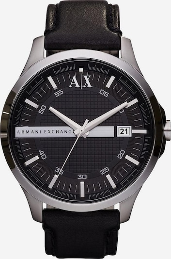 ARMANI EXCHANGE Quarzuhr »AX2101« in schwarz, Produktansicht